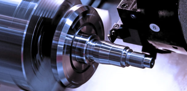 Machining aerospace parts