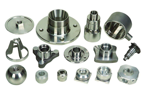 Esterline & Sons precision machining