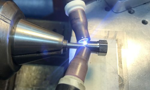 welding assemblies