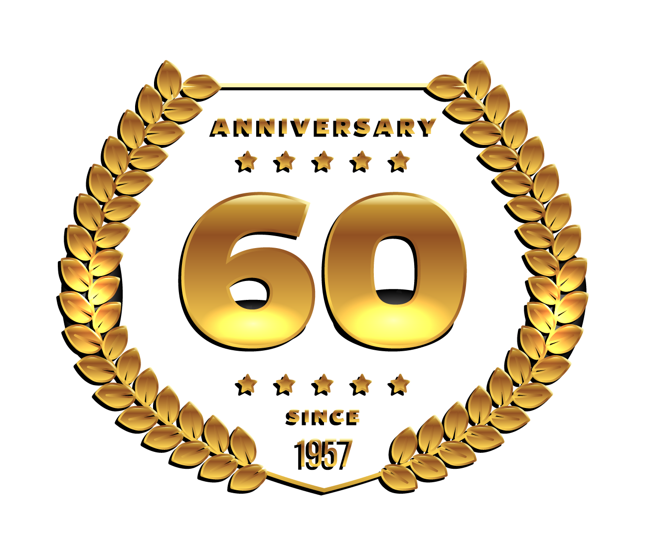 Esterline & Sons 60th Anniversary
